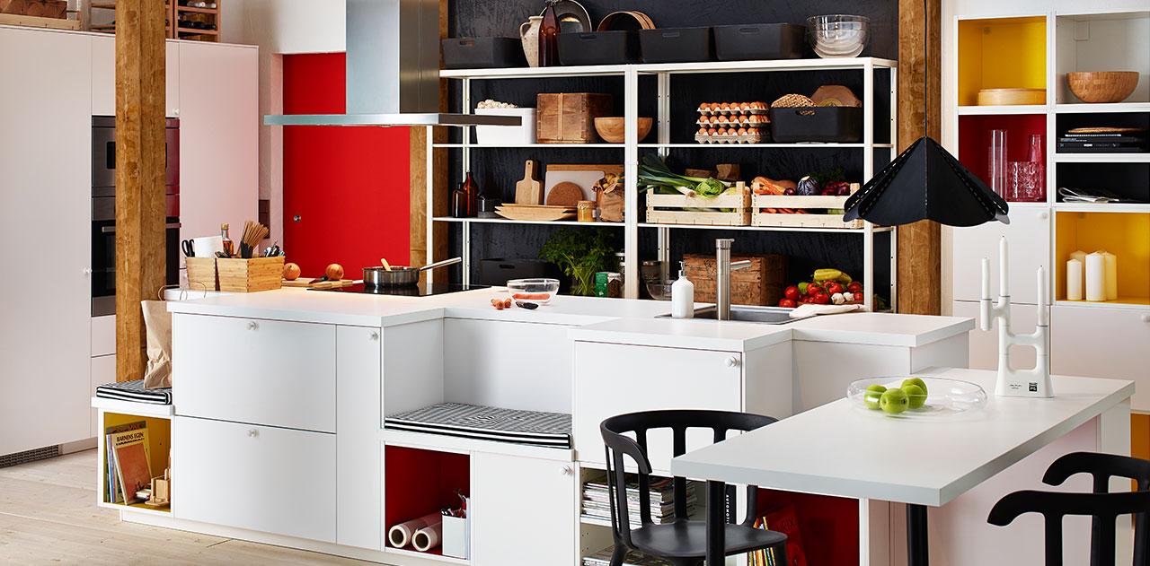 Cocinas modernas y urbanas 1