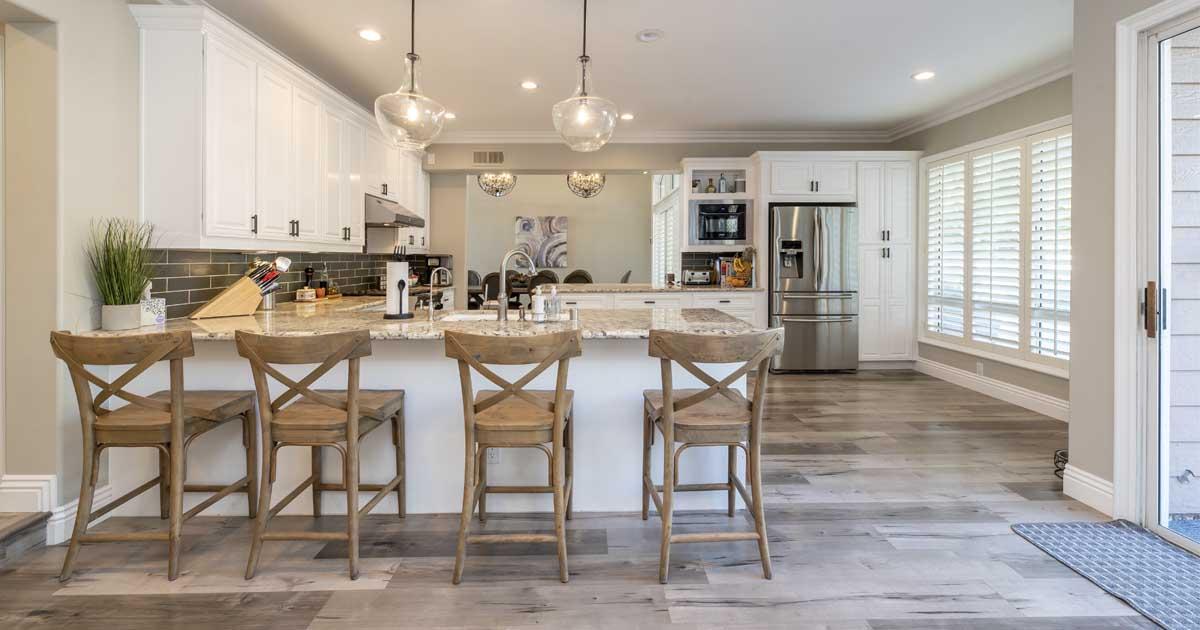 cambiar la cocina de sitio