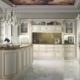 cocina de mármol
