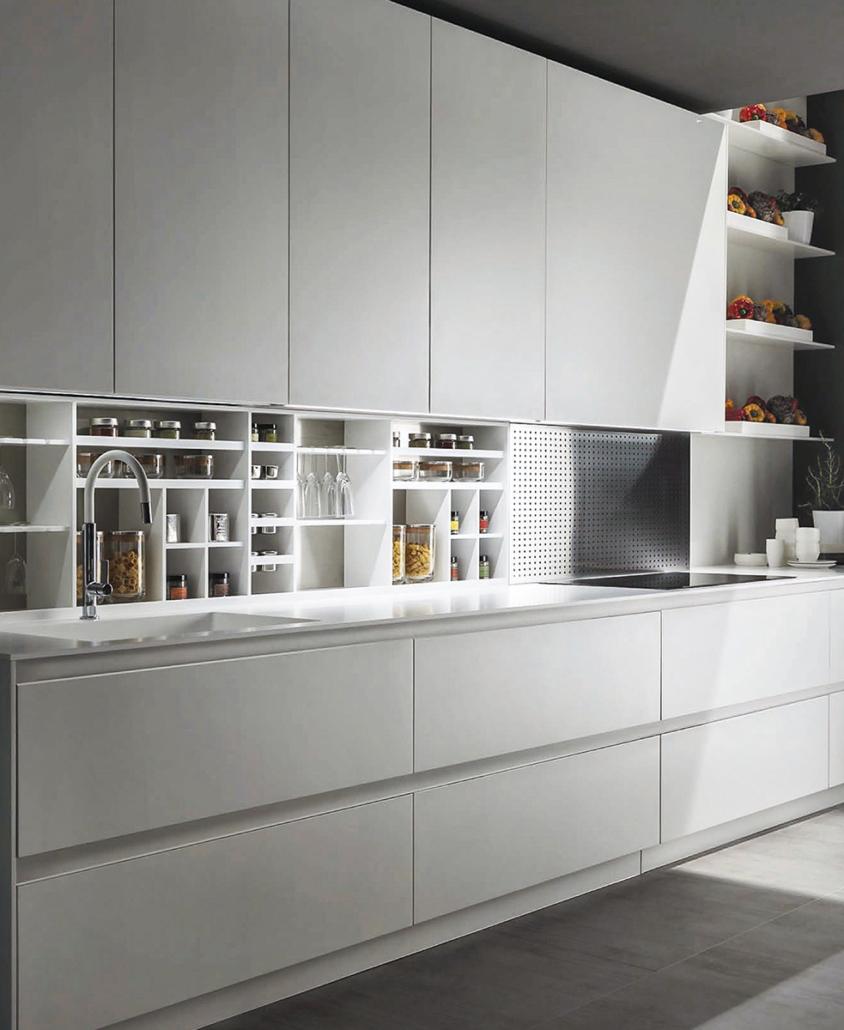 Inicio stylux cocinas cocinas de dise o sevilla muebles de cocinas - Cocinas de diseno en sevilla ...