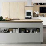 Mesa redonda para la cocina 1