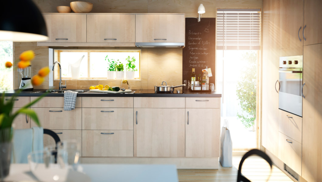 cocinas amarillas | Stylux Cocinas