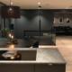 Cocinas negras. Modernidad y elegancia