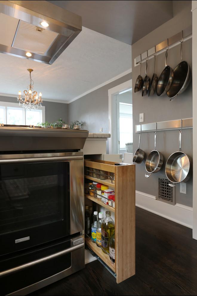 decoración para cocinas pequeñas