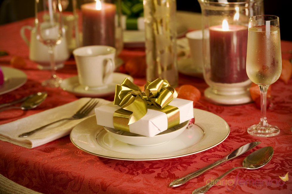 Consejos para decorar mesas en Navidad 3