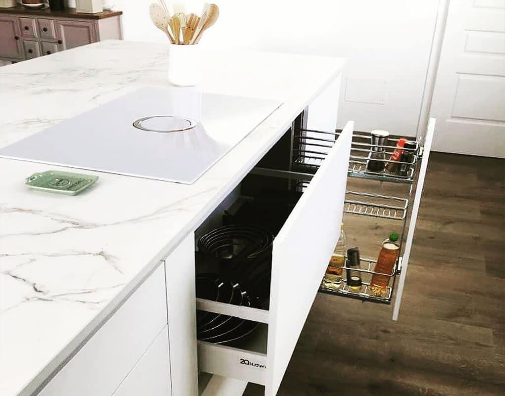 La organización en la cocina, 5 consejos