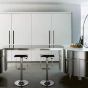 cocinas de metal
