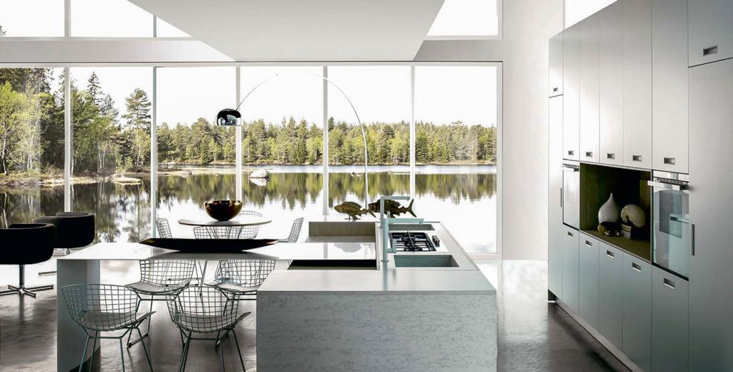 5 motivos para elegir una cocina de diseño italiana | Stylux ...