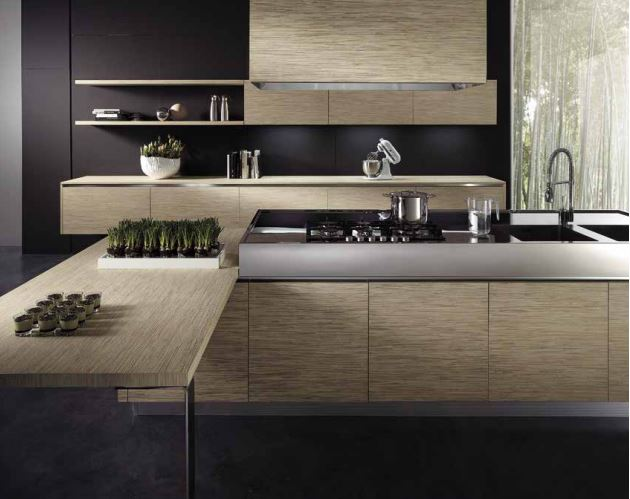 Cocinas de madera: análisis 1