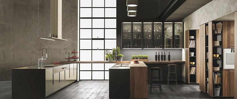 cocina de diseño italiana Sevilla